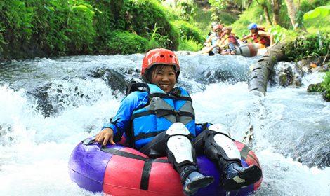 River Tubing Lombok