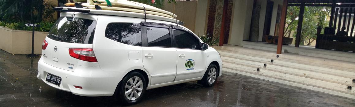 Beginner surf trips Senggigi