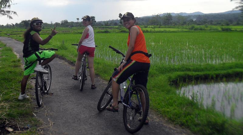 Lombok Biking Tour