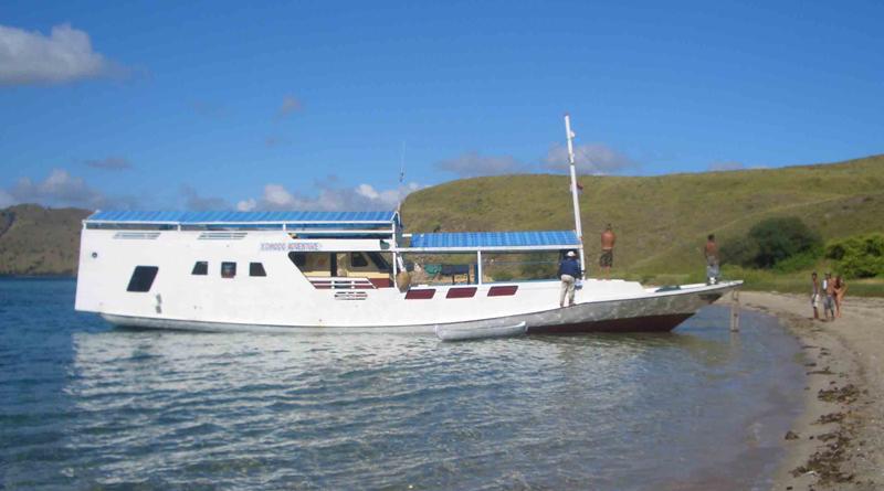 Komodo to Lombok sailing trips 4 days