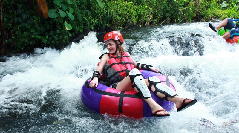 Lombok River Tubing