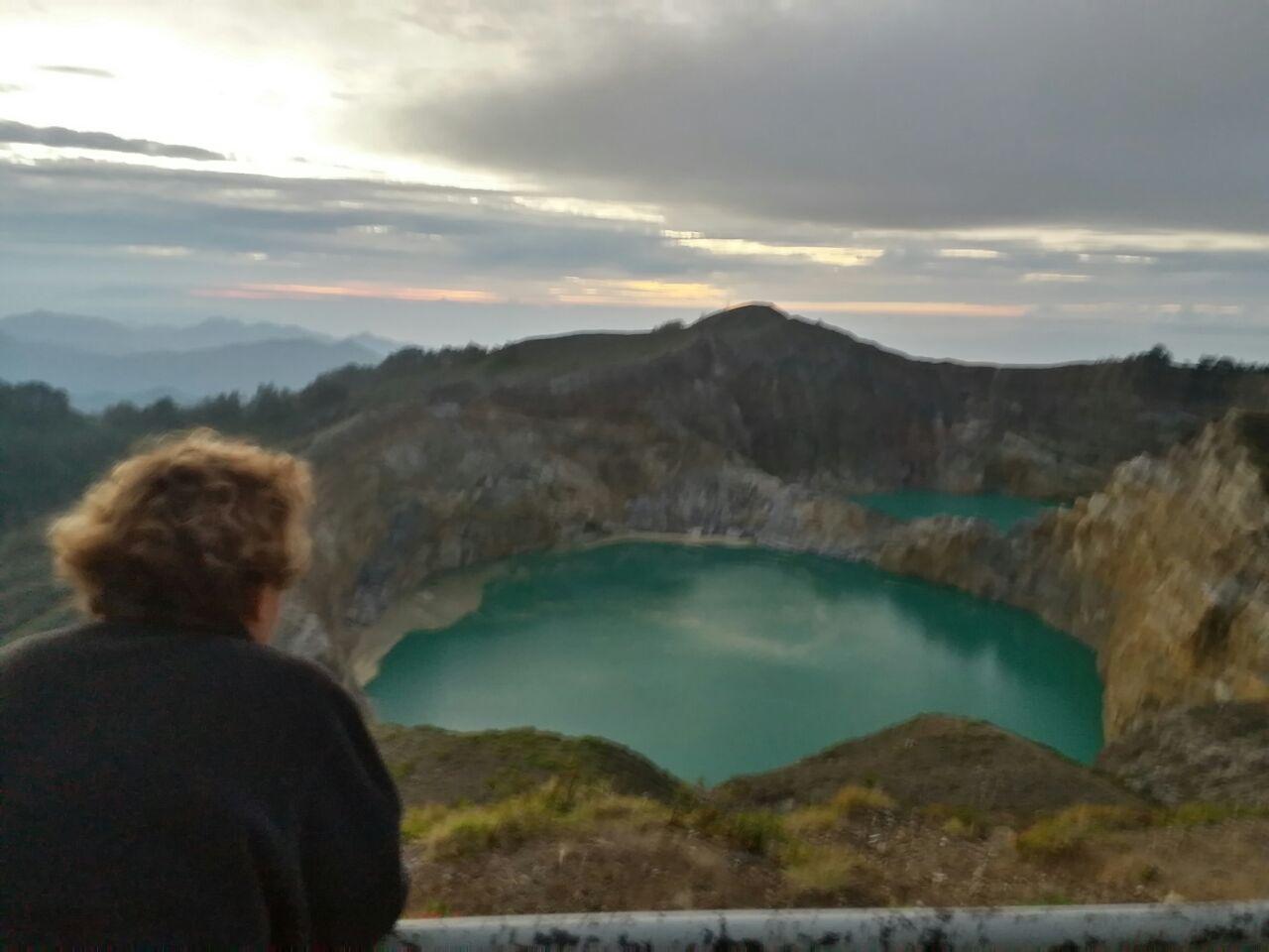 Mount Kelimutu trips Flores