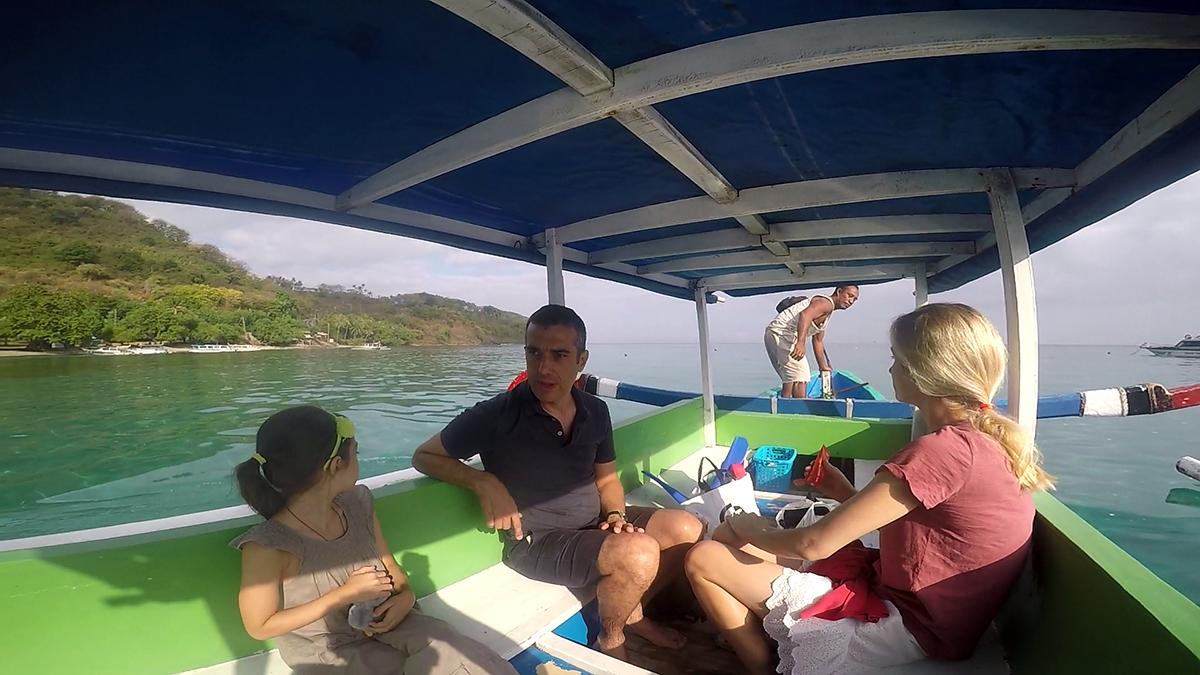 Full day trips Gili island