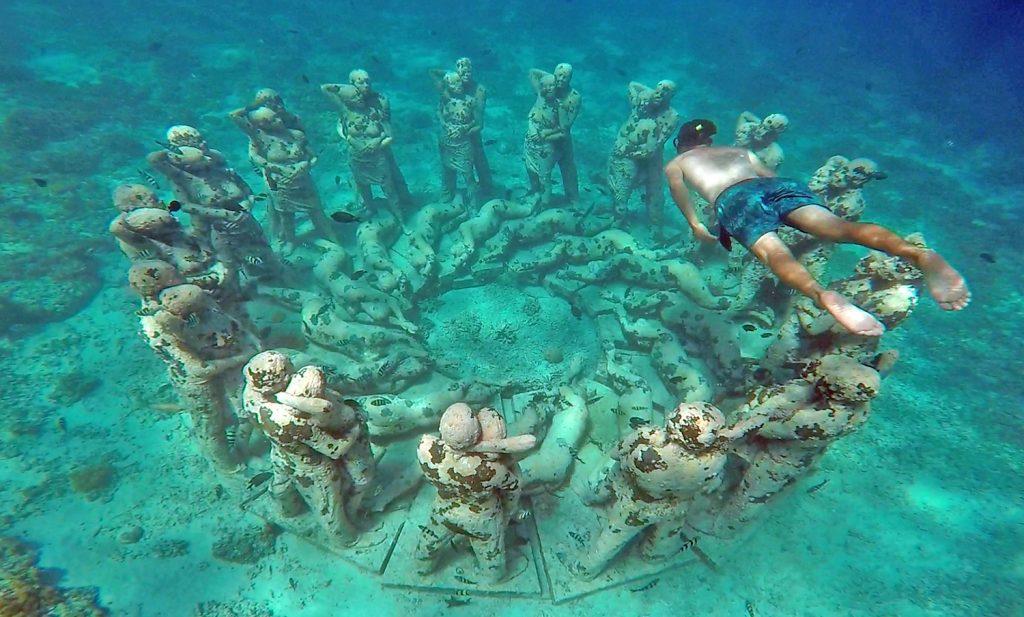 Snorkeling trips Gili Meno