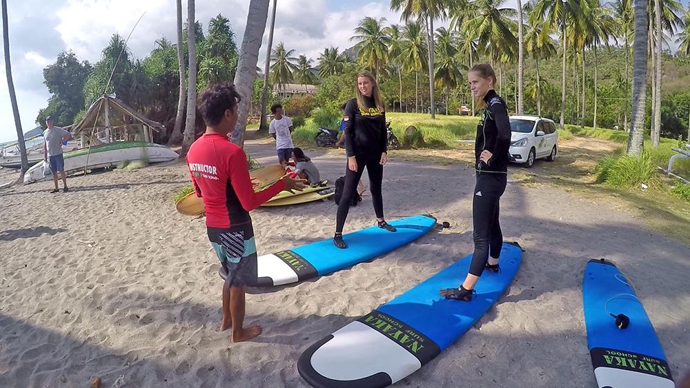 Lombok Surf Camp