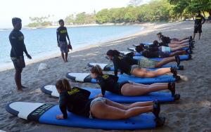 Join group - Beginner surf Lesson at Nayaka